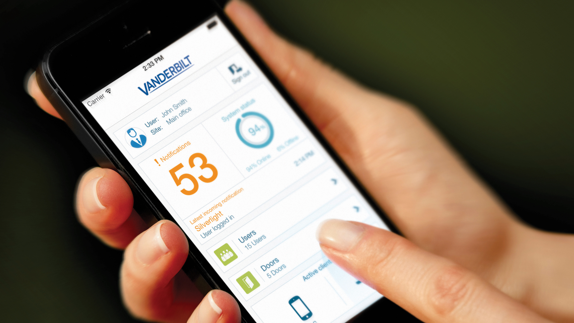 ADK-Teknik-Adgangskontrol-app